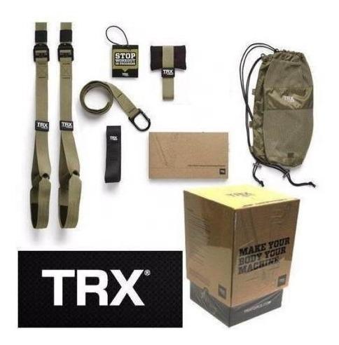 sistema de suspension original fitness crossfit