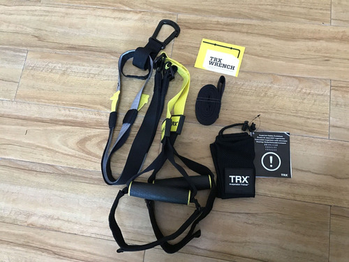 sistema de suspension trx c4 crossfit, fitness, gym, yoga