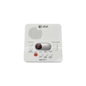 sistema de teléfono de at & t de contestadora digital con 60