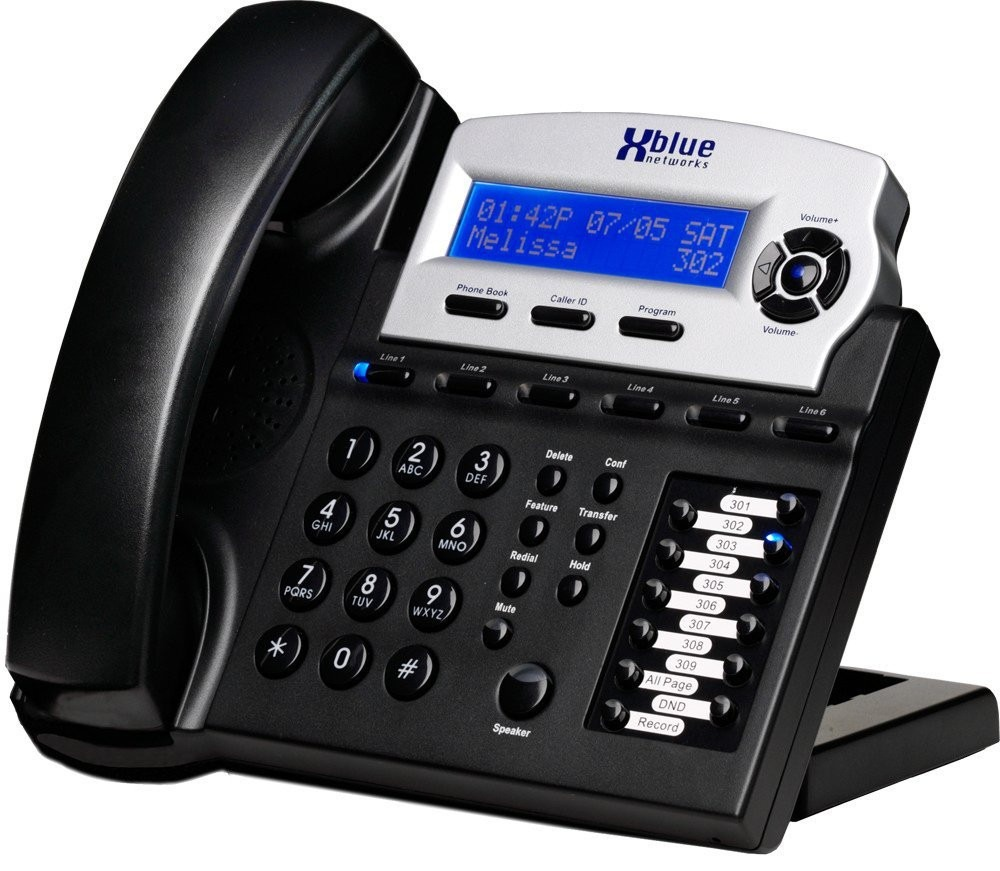 Sistema de tel fono para oficina expandible x16 de lujo for Telefono de oficinas