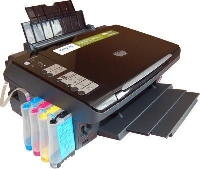 sistema de tinta continua para epson,hp,canon