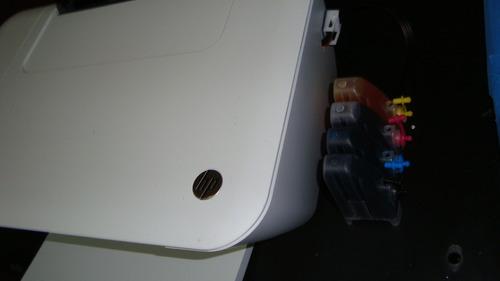 sistema de tinta continua para impresoras hp 1515