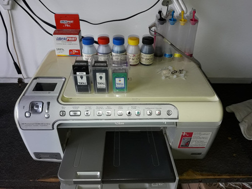 sistema de tinta continuo