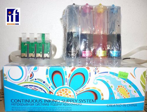 sistema de tinta continuo para epson suministros fauca