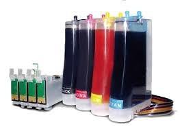 sistema de tinta continuo + recarga, regeneracion de toner