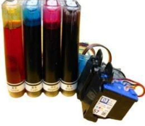 sistema de tinta hp cannon oferta