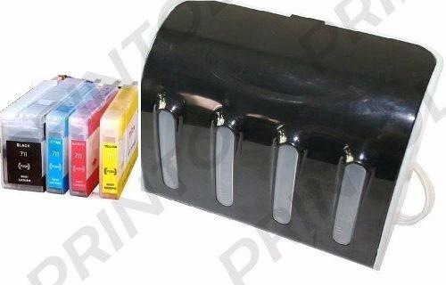 sistema de tinta para plotter hp t120 o t520