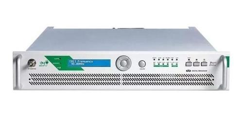 sistema de transmisión radial fm de 3500w