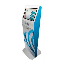 Sistema De Turnos   Totem Terminal Digital Autogestión