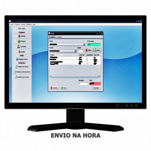 sistema de vendas em java pdv mysql com código aberto