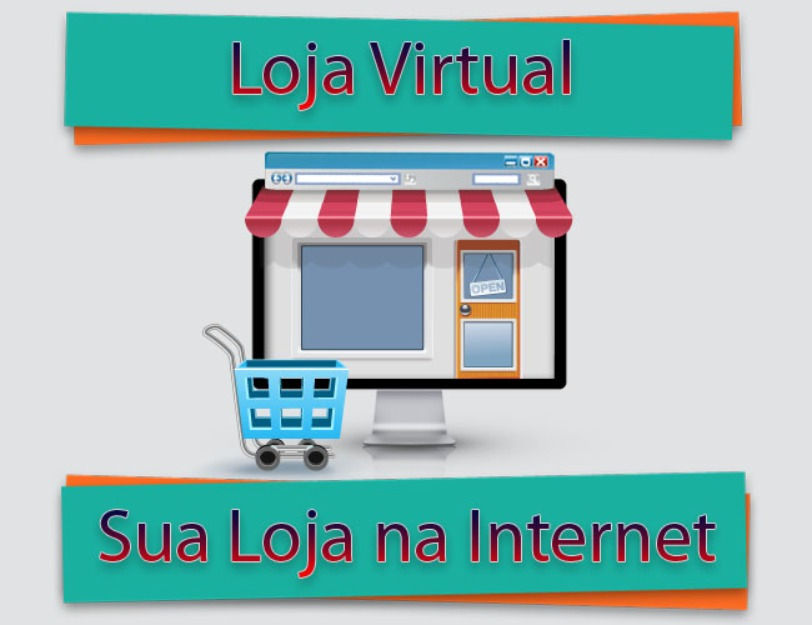 e9b7d8e86 Sistema De Vendas Tenha Sua Loja Virtual Profissional - R  299