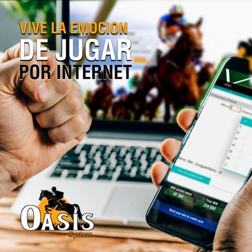 sistema de venta de carreras de caballos