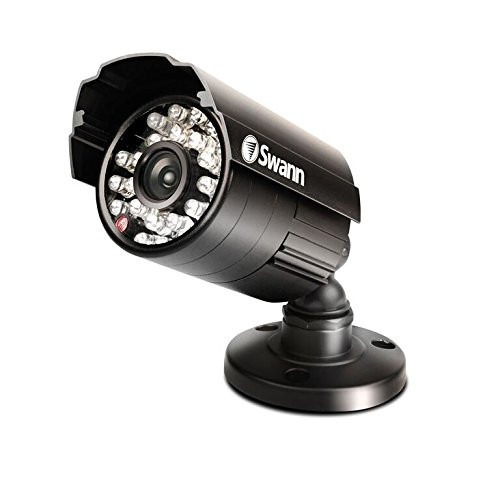 sistema de vigilancia ultra avanzado swann con 8 cámaras