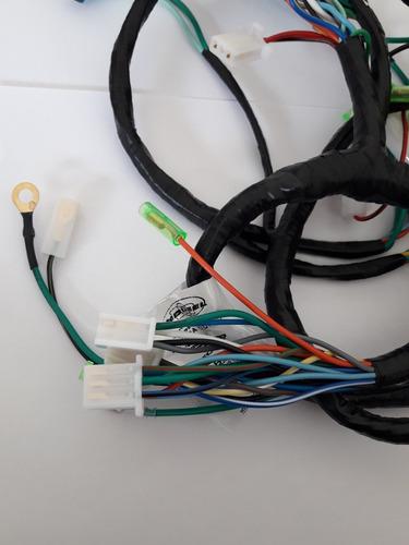 sistema electrico cbf 125