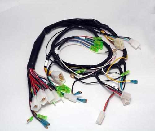 sistema electrico kmx 125