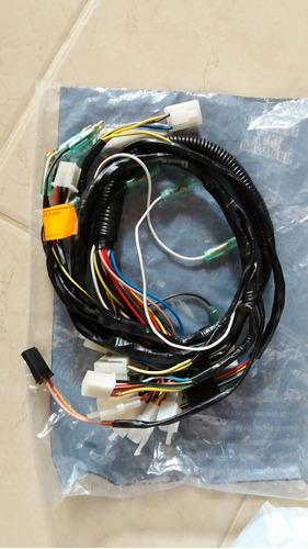 sistema eléctrico moto boxer 100ct nuevo