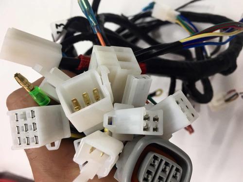 sistema electrico viva 115 zusuki