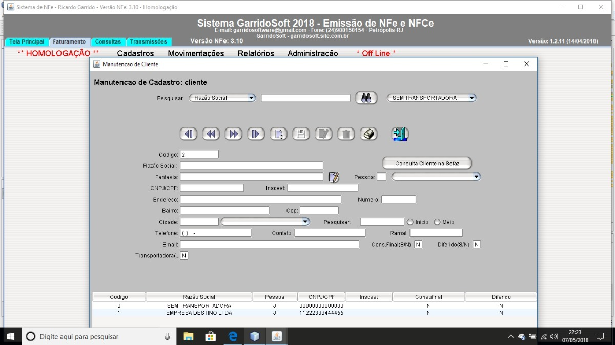 DOWNLOAD 2.0 GRATUITO NFE MG EMISSOR