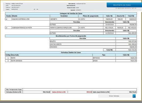 sistema erp completo para comércio - código fonte delphi
