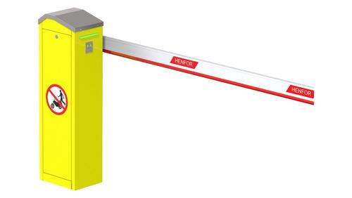 sistema estacionamiento - control acceso vehicular automatic