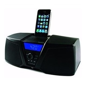 Sistema Estereo Digital Kicker Ik150 Para iPod/iPhone Radio