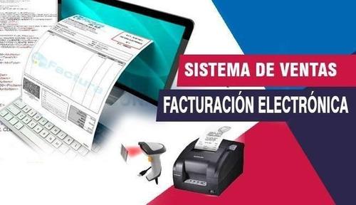 sistema facturacion electronica