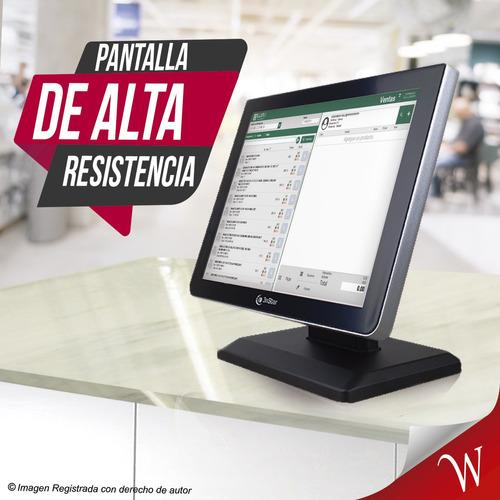 sistema facturación registradora restaurantes y comercios