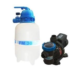 Sistema Filtrante Piscina Filtro Bomba 28 Mil Litros Sodrama