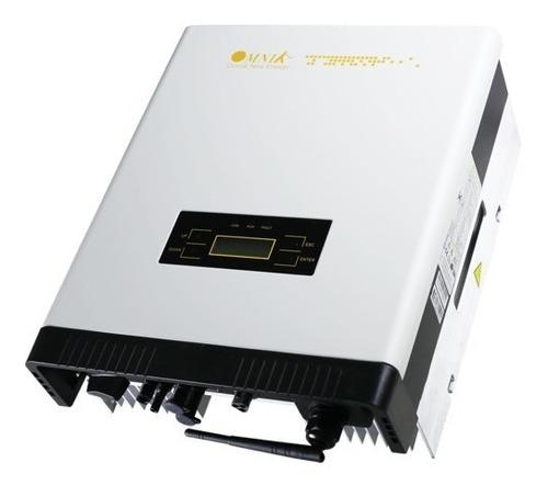 sistema fotovoltaico de ahorro ongrid 5kw 380v 50hz kit paneles inversor
