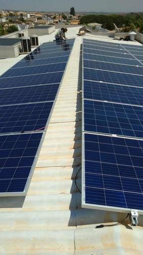 sistema fotovoltaicos- projeto, instalação e homologação.