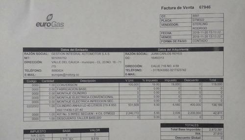 sistema gas de quinta generación italiano tomasetto achille