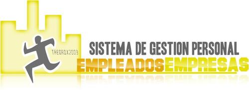 sistema gestion de personal empleados empresas