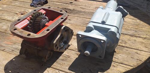 sistema hidraulico para volteo