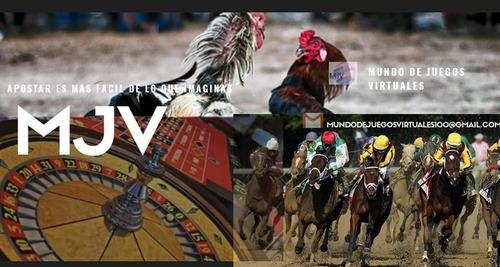 sistema hipico carreras de caballos