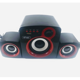 Sistema Home Theater Subwoofer Pc S/juros Papae Sta Catarina