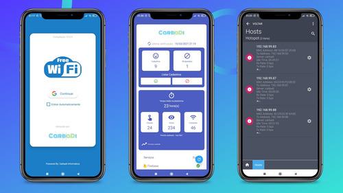 sistema hotspot mikrotik com anúncios off-line e admob + app