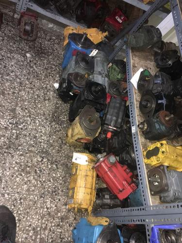 sistema hydraulicos para camiones