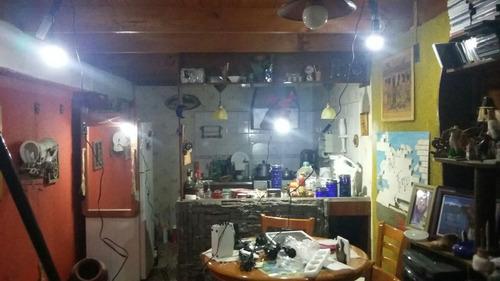 sistema iluminación solar 4 ampolletas led 12 watts