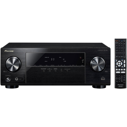 sistema in box 5.1 pioneer con receiver 4k hdr/bt htp-074