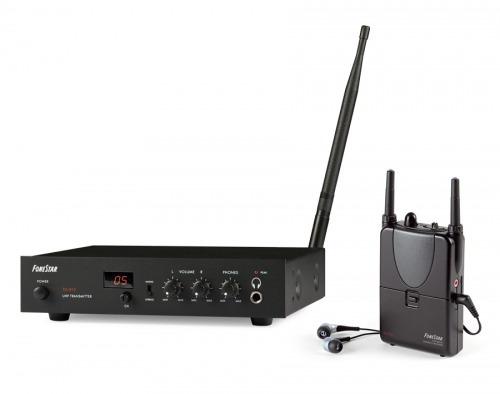 sistema inalámbrico de monitoreo personal fonestar tsri-801