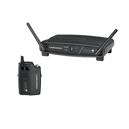 sistema inalámbrico digital audio technica atw 1101