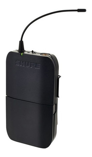 sistema inalambrico instrumento shure blx14ar-m5 musicapilar