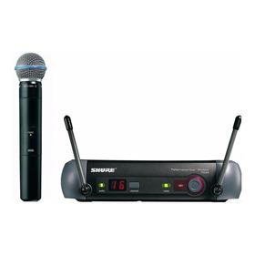 Sistema Inalambrico Microfono Pgx24/beta58-j6 Shure