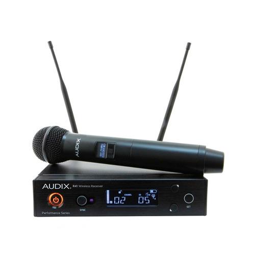 sistema inalámbrico r41 con micrófono audix ap410m2b