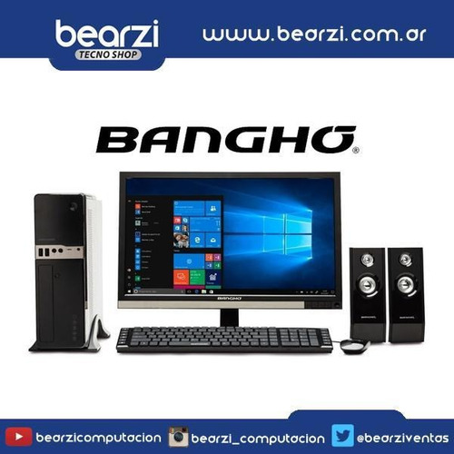 sistema informatico bangho cross b02 intel i3
