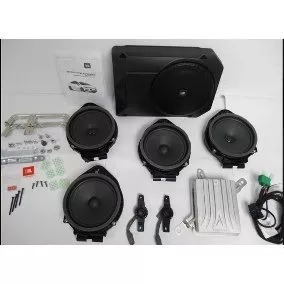 sistema jbl car sound novo cruze hatch ltz 17/18 gm 52149022