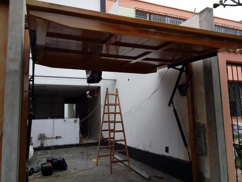 sistema levadizo para puerta de garaje
