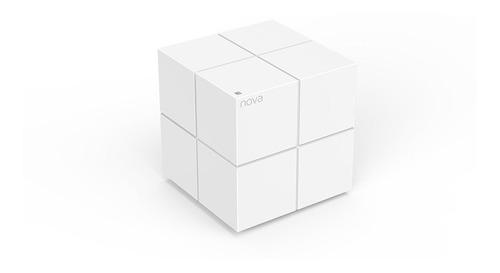 sistema mesh wifi 3 cubos 450mt tenda nova mw6