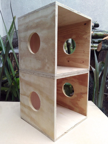 sistema modular organizador cubo 45x45x45cms hidrolaca c/est