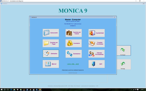 sistema  monica